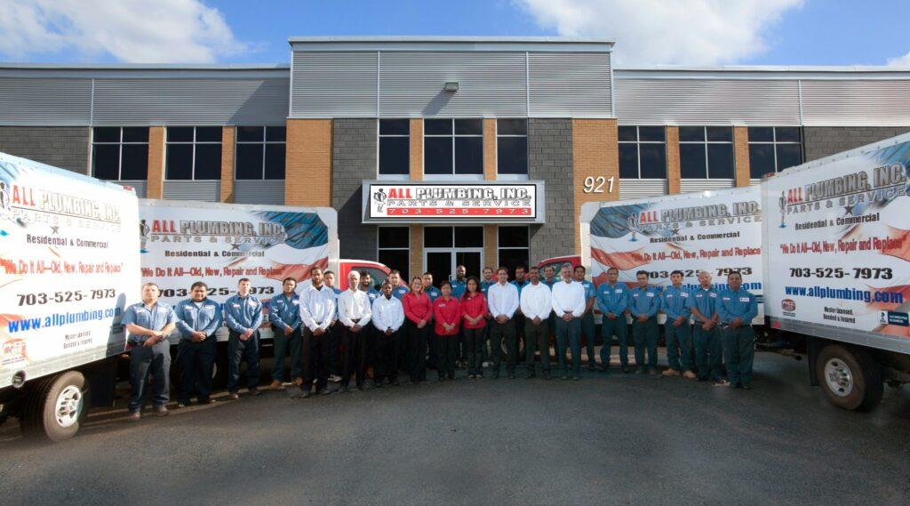 All Plumbing, Inc.