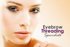 Style by Zahra specializing in eyebrow threading